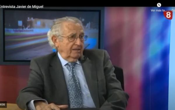 Entrevista Javier de Miguel