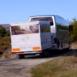 Autobús con remolque para bicis